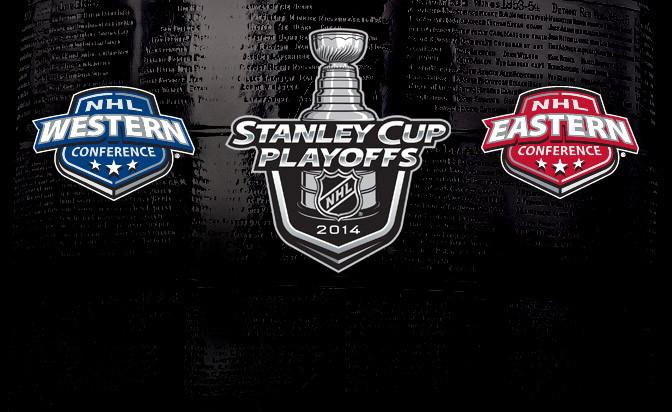 Let the 2014 NHL Playoffs Begin!