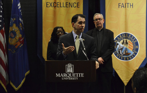 Walker could finish degree before potential POTUS push
