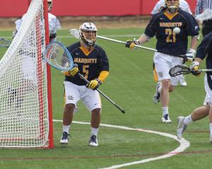 Marquette Men's Lacrosse vs. Notre Dame