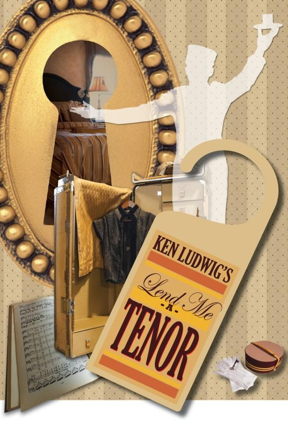 Students join Chamber Theatre for 'Lend Me a Tenor'
