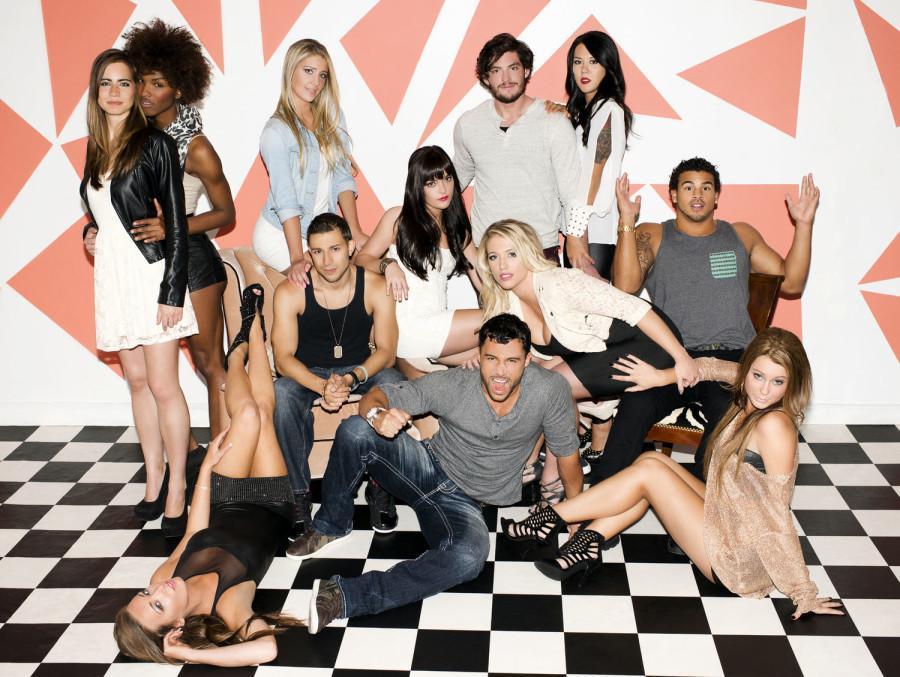 MTV's Real World: Ex-plosion