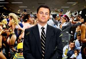 "Martin Scorcese's ""The Wolf of Wall Street"" is one of the most raunchy and entertaining films of the school year. Photo via thewolfofwallstreet.com"