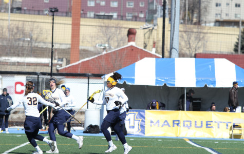 Women's lacrosse falls to Temple, 'Nova during Easter Break