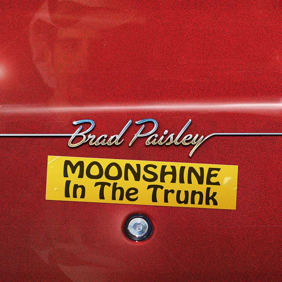 Paisley released his 10th studio album on Tuesday.