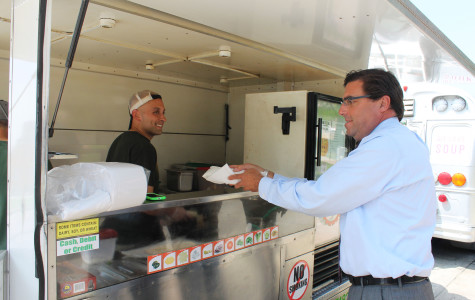 Food trucks roll onto Marquette campus
