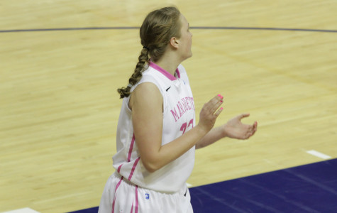 Women's basketball prepares for Providence and Creighton