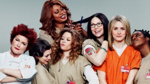 """Orange is the New Black"" is an Emmy frontrunner with 12 nominations."