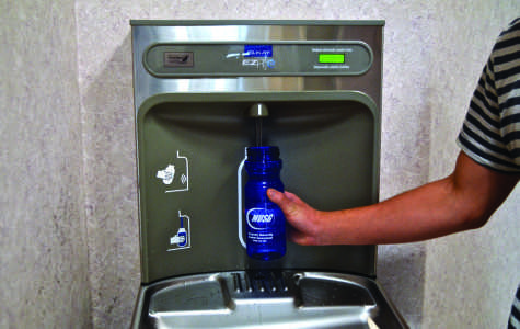 MUSG taps reserve fund for water bottle refill stations