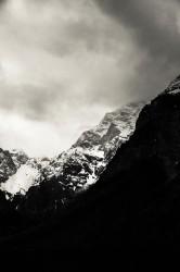 Bavarian Alps BW