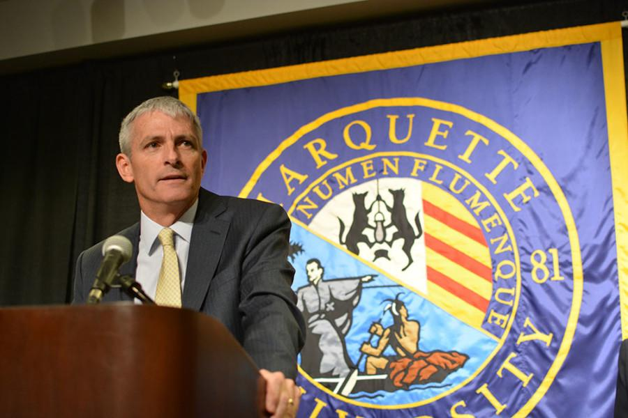 OPINION: Lovell sets MU direction before inauguration
