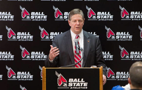 Scholl promises dedication to student athletes at press conference