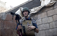 ISIS members who killed James Foley captured