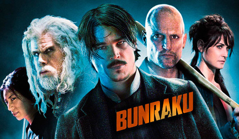 "Peculiar Netflix Picks: ""Bunraku"""