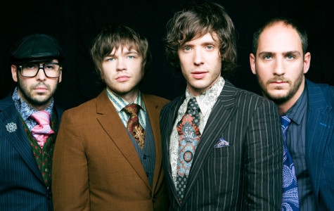 OK Go experiments pop sound on 'Hungry Ghosts'