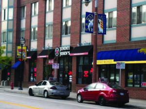 The Jimmy John's located on Marquette's campus, 1532 W. Wells Street, was one of many of the chain's stores that may have experienced a data breach.