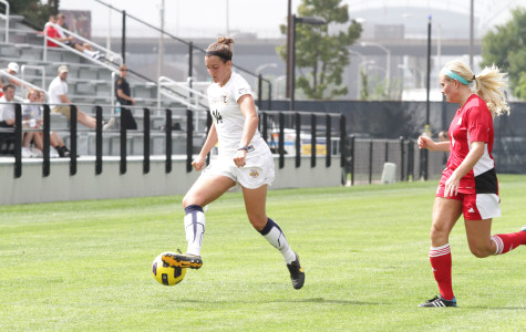 Women's soccer to battle cross-town rival Panthers