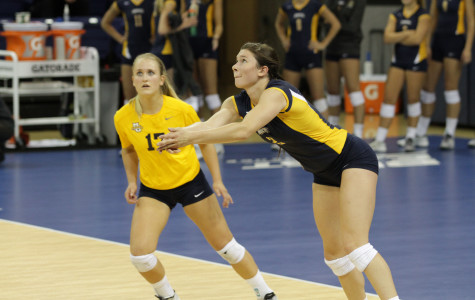 Volleyball splits weekend, will play Seton Hall in Big East semis