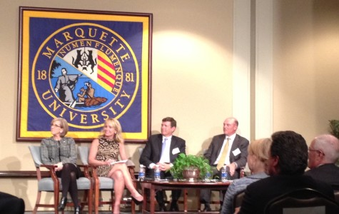 Engineering panel discusses diversity, sustainability