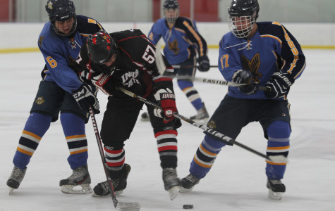Club hockey drops three straight during road trip