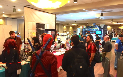 Milwaukee hosts first Fantasticon comic convention