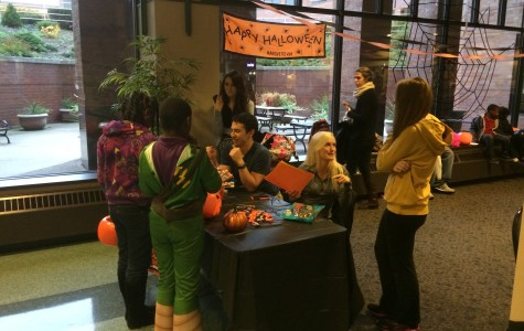Residence Hall Association hosts 17th HALLoween