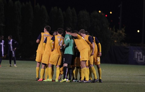 Marquette on brink of elimination after 3-3 draw