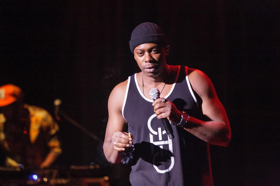 A different Dave Chappelle still captures crowd at Pabst