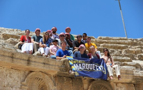 Marquette without aid for study abroad amid rising participation