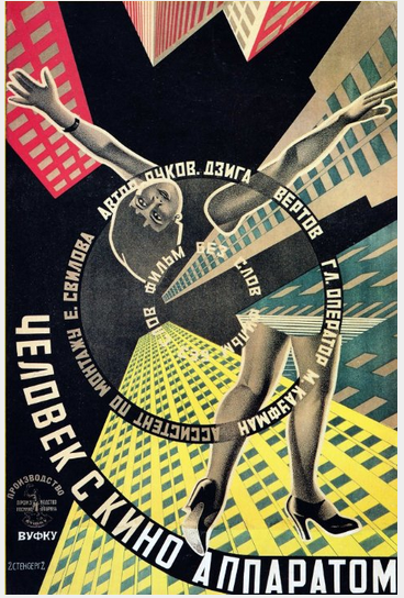 Alloy Orchestra added their original film-long soundtrack to the 1926 silent, Russian documentary,