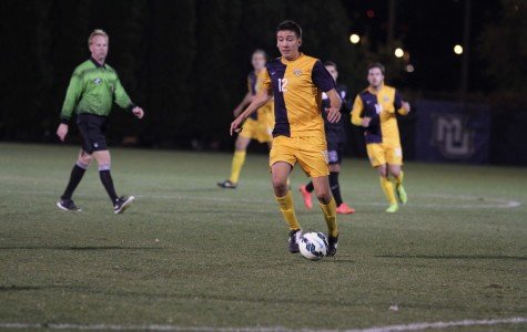 No. 12 Golden Eagles draw No. 23 Providence