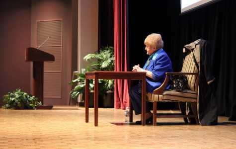 Holocaust survivor recalls internment experiences