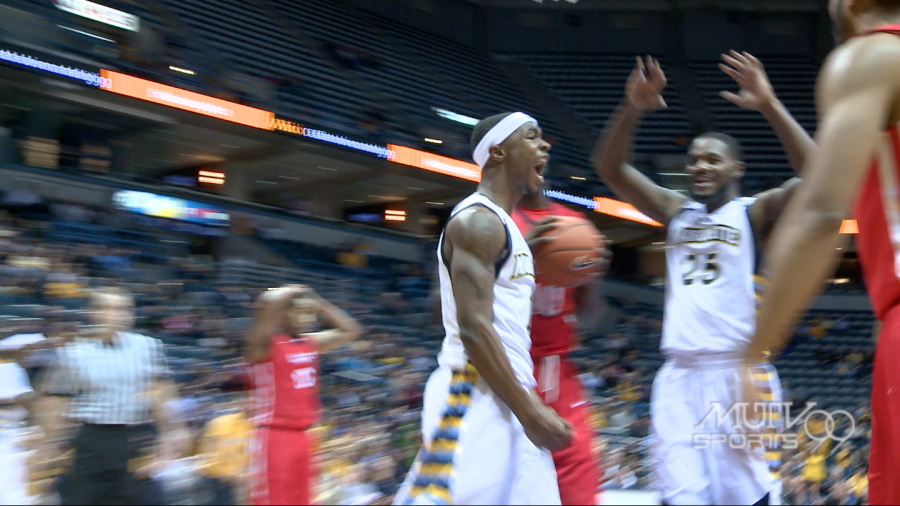 Marquette 62, NJIT 57 - Game Highlights