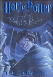 "J.K. Rowling's ""Harry Potter and the Order of the Phoenix"" is one of the novels that will be taught in the English Department's new Magic in Literature class. (Photo via Wikipedia.org)"