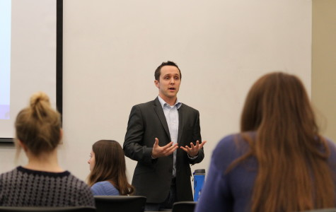 Engineering professors discuss clean water initiatives