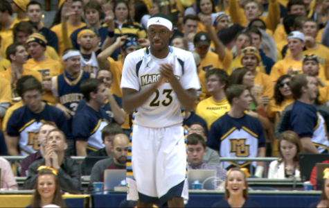 Johnson's career game spurs Marquette over UT-Martin
