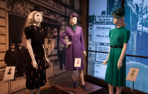 Jewish Museum displays Holocaust victim's dress designs