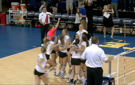 Seton Hall takes BIG EAST semifinals over MU in five sets