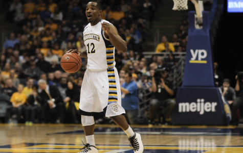Golden Eagles stymie Blue Demons on Senior Day
