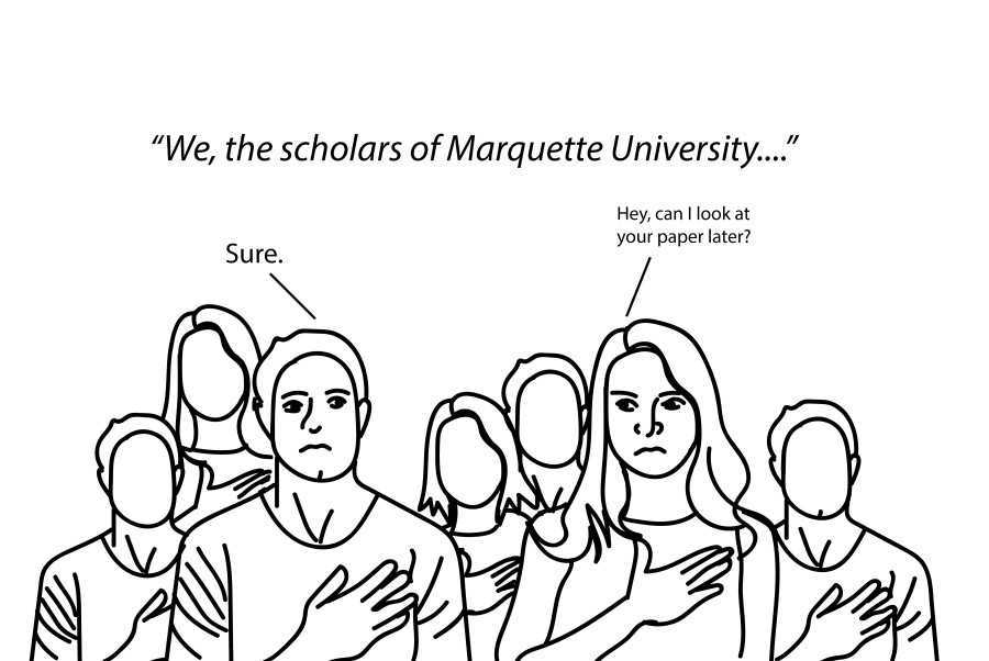 Illustration by Lily Stanicek / lily.stanicek@marquette.edu