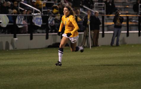 Women's soccer looks to exorcise demons against DePaul