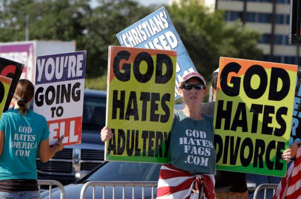 Student controversy sparks Westboro protest