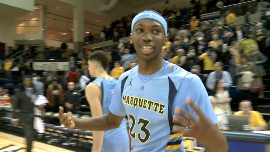 Marquette buries Alabama A&M 83-49
