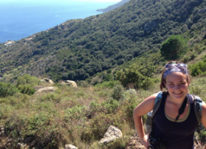 Giglio Islands was a sure destination for Claire Delman during her stay in Rome, Italy. Photo provided by Claire Delma