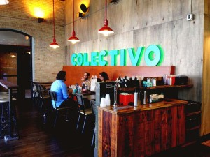 Colectivo has many local branches within the Milwaukee area for people to frequent during this time of year.