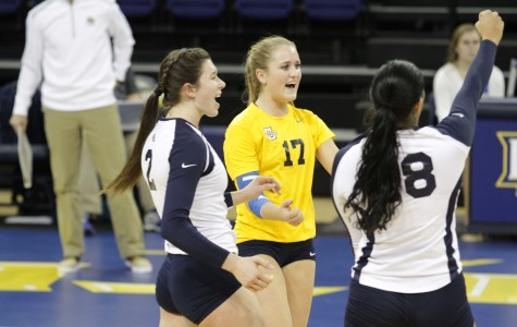 Volleyball takes on Illinois State in NCAA First Round