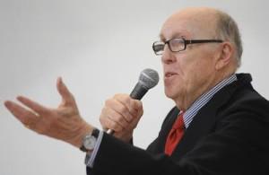 Daniel Maguire, theology professor