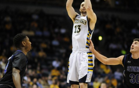 Second half meltdown leads to Marquette's 4th straight defeat