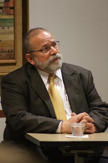 Provost candidate Frendreis speaks on taking risks to better MU