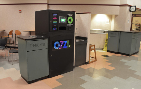 Ozzi machines face mixed review from students