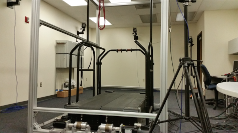 Marquette faculty perform cutting-edge research in motion analysis labs
